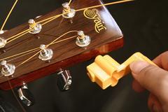 ギターの弦を交換!